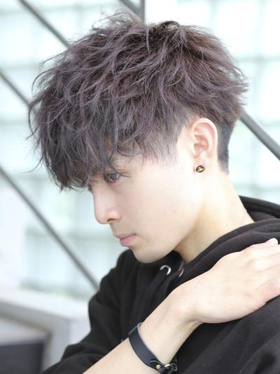メンズ髪型・ヘアカタログのメンズヘアスタイル