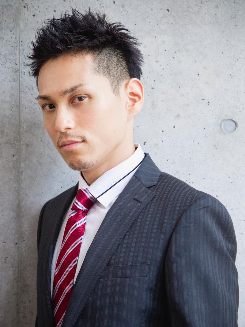刈り上げビジネスショート|メンズ・髪型 , LIPPS 表参道|MENS