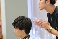 オーダー殺到!山崎賢人風 パーマ 髪型