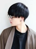 ナチュラルサラ髪マッシュ SIDEサムネイル