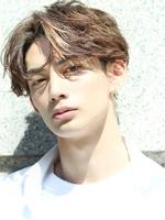 韓流風ハンサムショート FRONTサムネイル