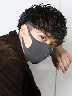 #マスクに合う髪型 #銀座人気美容室 #メンズパーマ