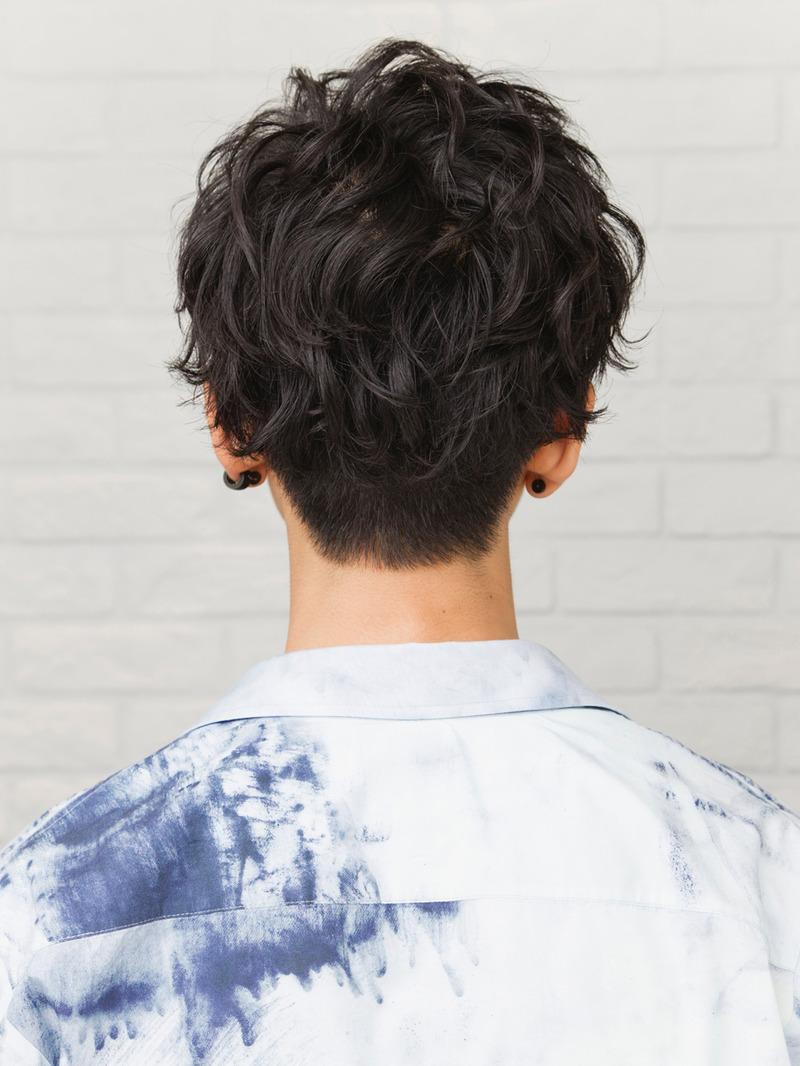 最新のヘアスタイル 髪型 メンズ マッシュボブ : メンズ髪型・ヘアカタログの ...