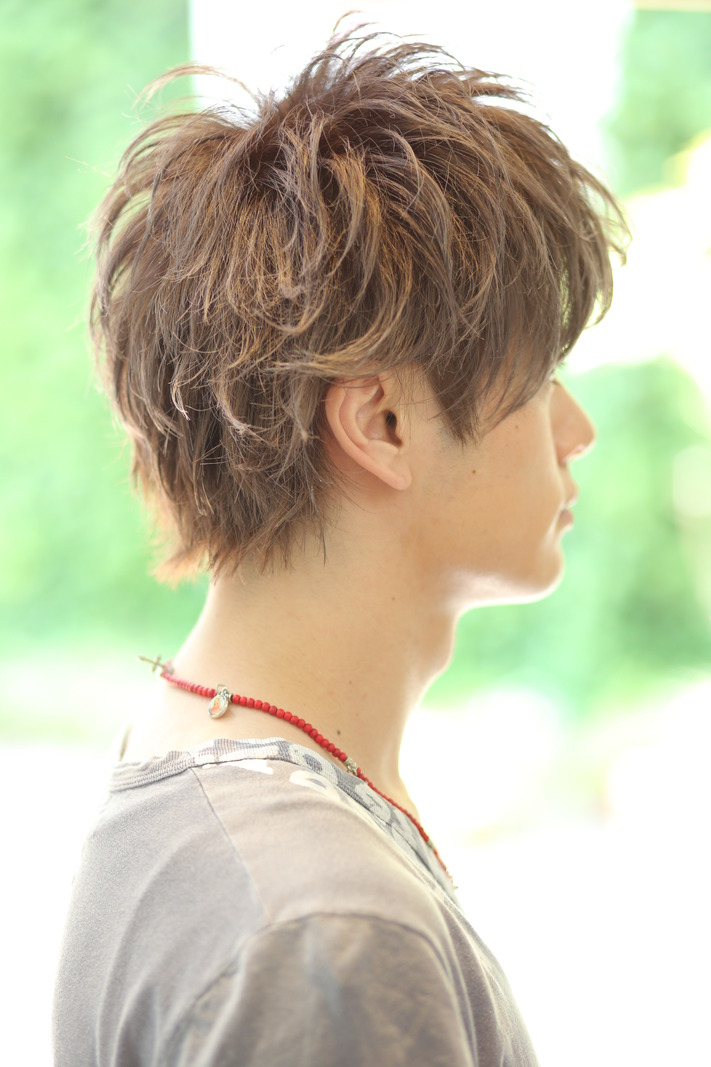 men s layered haircut クリアリバースショート メンズ 髪型 原宿 mens hairstyle メンズ ヘアスタイル 9817 | IMG 9817 (2) thumb autox1067 3746