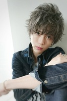 【グレイッシュカラー】×【シャープブラスト】 FRONTサムネイル