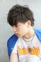 【耳かけサイドパート】×【シャープブラスト】 SIDEサムネイル