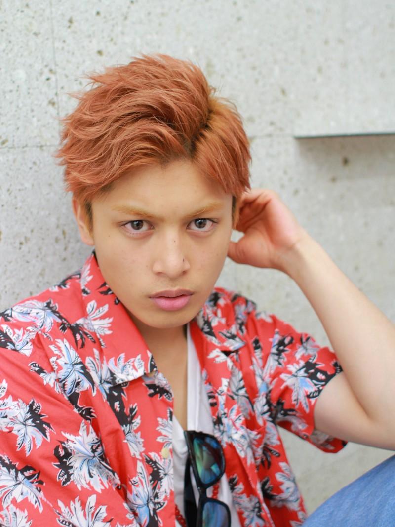 【バーンブラスト】×【フレアマゼンダ】 FRONT