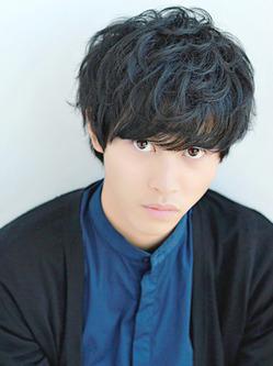 山崎賢人 髪型マッシュパーマ