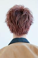 【ハイナチュラル】ラフマッシュ BACKサムネイル