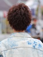 【ブラストクラウドショート】 BACKサムネイル