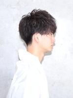 韓流バランス×フェザリー質感【ライトフェザーマッシュ】 SIDEサムネイル