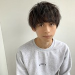 【刈り上げない】王道マッシュ FRONTサムネイル