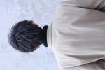 柔らかな黒髪【レイクシフォンショート】 BACKサムネイル