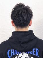 黒髪短髪が最強!!【オールアップショート】 BACKサムネイル