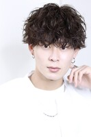 【波巻きMIX】艶ウェーブマッシュ SIDEサムネイル