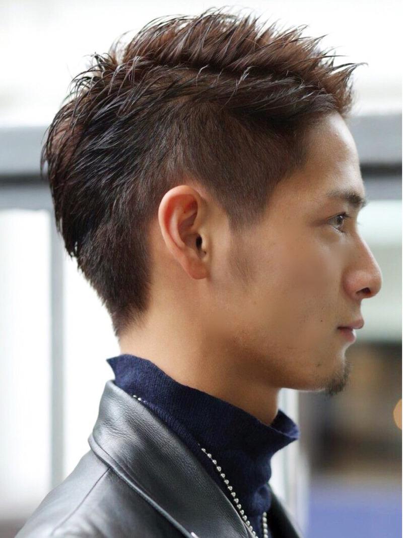 隆二 今 髪型 市