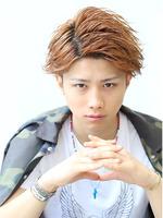 夏の男髪【BLAST】×【RUDO】 FRONTサムネイル