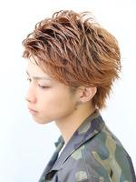 夏の男髪【BLAST】×【RUDO】 SIDEサムネイル