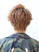 夏の男髪【BLAST】×【RUDO】 BACKサムネイル