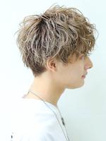 【アンニュイ髪】ランダムスパイラルマッシュ SIDEサムネイル