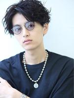 【センターパートミディ】 FRONTサムネイル