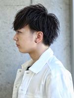 【ラウンジショート】細束サイドパート! SIDEサムネイル