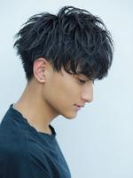 黒髪OK!【グランジエッジマッシュ】 SIDEサムネイル