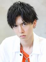 黒髪の色気【ムーブウェットショート】 FRONTサムネイル