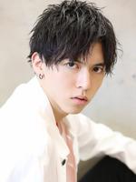 黒髪の色気【ムーブウェットショート】 SIDEサムネイル