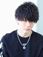 動く束感【シャープジャイロショート】 FRONTサムネイル