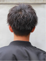 新質感【グランジジャイロマッシュ】 BACKサムネイル