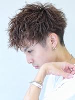 刈り上げがキマる【ネープレスTRD】 FRONTサムネイル