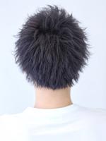 【韓流無造作マッシュ】 BACKサムネイル