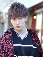 2019年流行る!【アシメマッシュ】 FRONTサムネイル