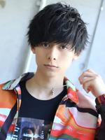 黒髪 ジャーナルショート FRONTサムネイル