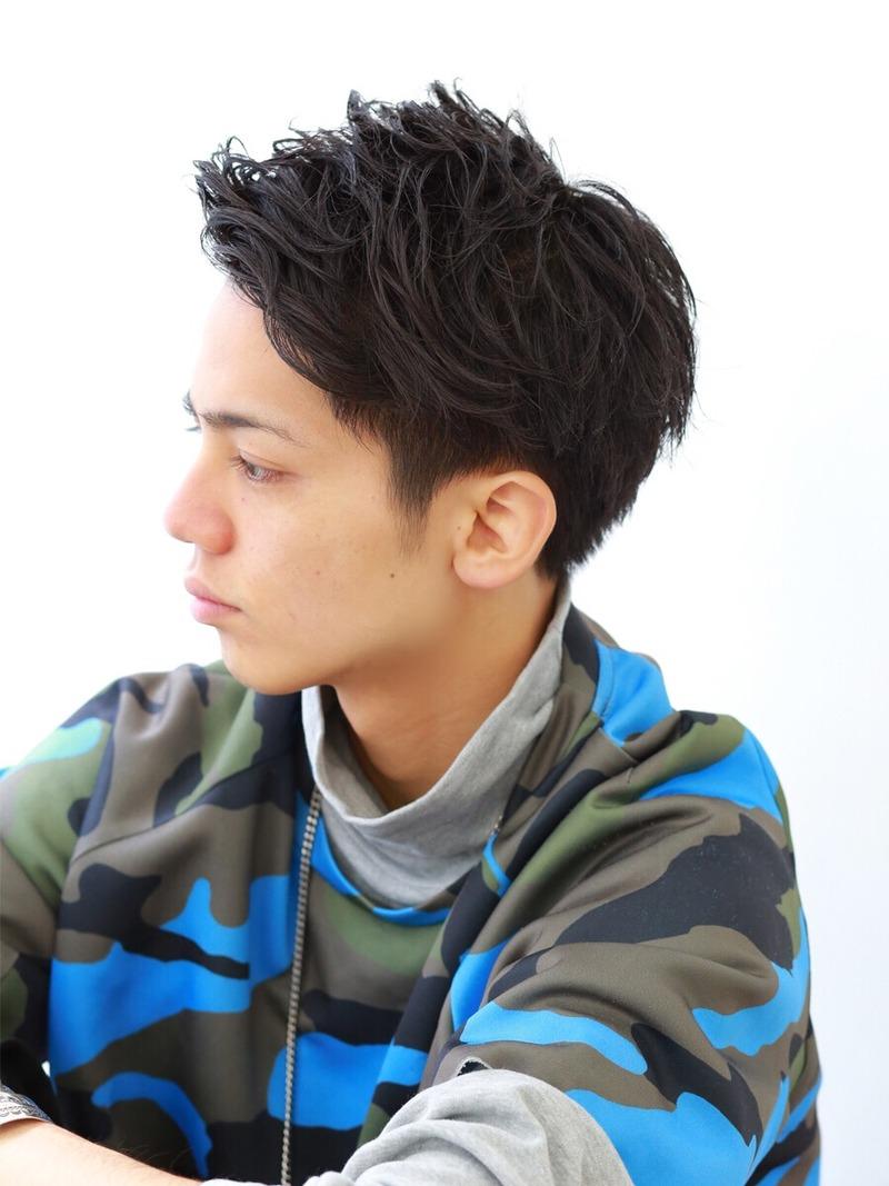 成田凌 髪型