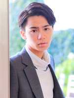 【メンノン風】ジェントルマンショート FRONTサムネイル