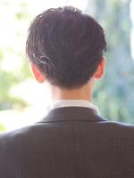 【メンノン風】ジェントルマンショート BACKサムネイル