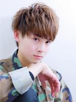 【片寄風ヘア】TRDマッシュ!! FRONTサムネイル