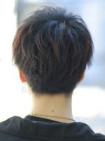 【自然体な髪型】KENJIマッシュ2! BACKサムネイル