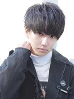 【山崎賢人風】クリアフェードマッシュ FRONTサムネイル