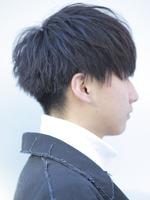 【山崎賢人風】クリアフェードマッシュ SIDEサムネイル