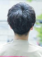 中尾×ハイスパイラルパーマ!! BACKサムネイル