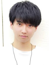 【山崎賢人風】ナチュラルクリーンマッシュ