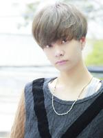 韓流 BTS 風 クラウドマッシュ SIDEサムネイル