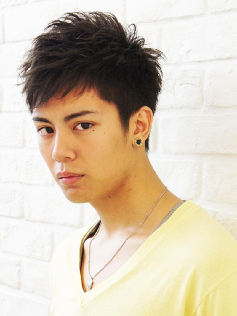 ネイマールショート|メンズ・髪型 Lipps 表参道|mens Hairstyle メンズ ヘアスタイル