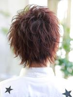 透明感抜群!【クリアネオウルフ】×【エアブラスト】 BACKサムネイル