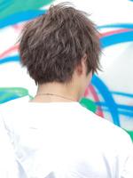 【ソフドライマッシュ】 BACKサムネイル