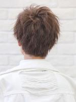 優しさ冬質感【プライマルS字マッシュ】 BACKサムネイル