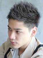 【バリスタ】×グロスヘア SIDEサムネイル